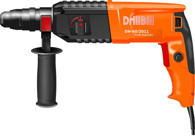 Image of drill for POWERTOOLS