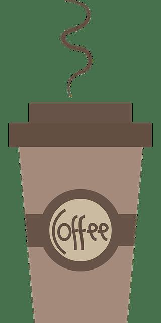 Image of take away coffee cup